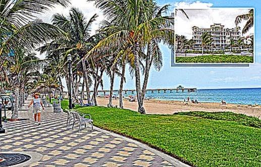 Local Area Beaches in Deerfield Beach Florida