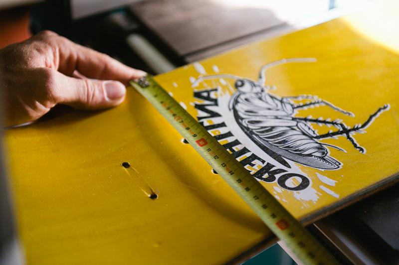 *回收滑板手作太陽眼鏡:SK8 SHADES環保時尚! 4