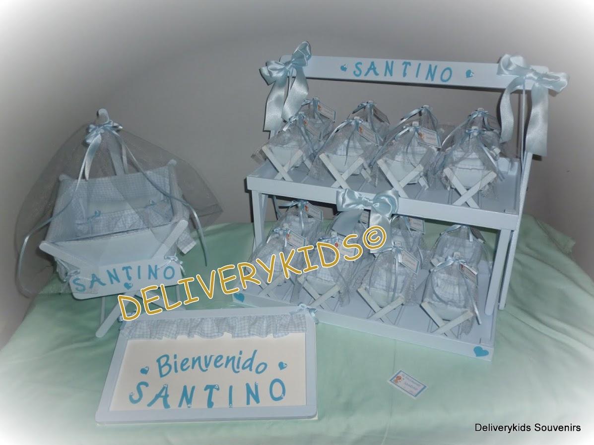 788c70894e Souvenirs Nacimiento, Bautismo, 1er. Añito. Catre Bebe (Nacimientos ...
