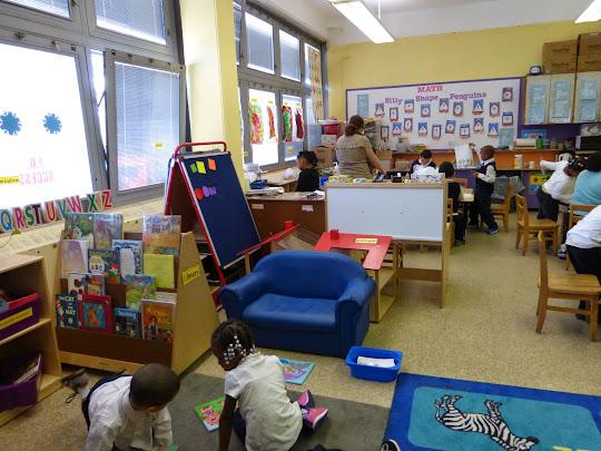 Vygotsky Classroom Design ~ P s john b russwurm insideschools