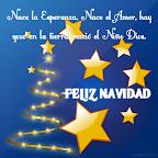 Nace la Esperanza, Nace el Amor, hay gozo en la tierra, nació el Niño Dios