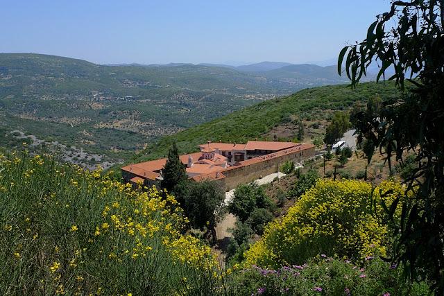 Kloster Megalis Panaghias