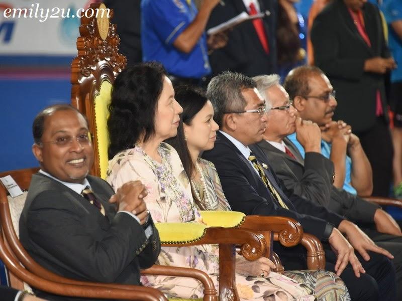 2015 Sultan Azlan Shah Cup – Prize Presentation