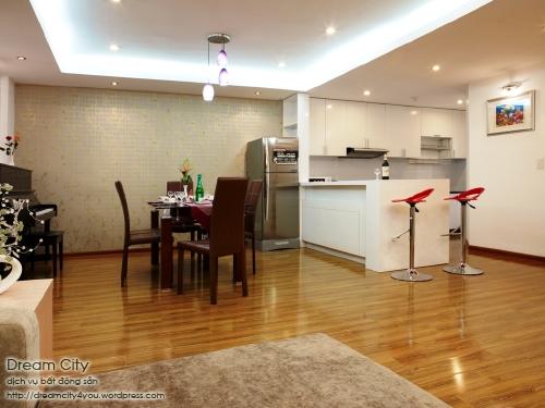 Bán căn hộ Ruby Garden, 65m2 giá 18tr/ m2, 2 PN