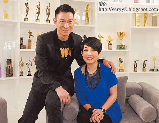 黎子珊主持的《最佳男主角》搵來劉華等粒粒巨星真情對話,只識讀報紙料當爆料的查小欣,即時比下去。
