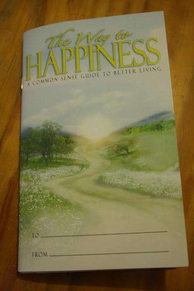 scientology booklet