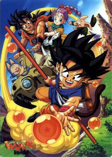 Bảy Viên Ngọc Rồng Phần 1 - Dragon Ball