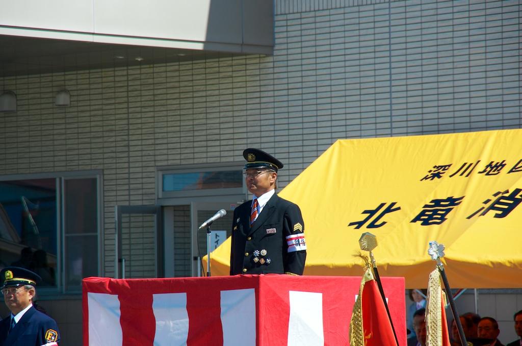 中村尚一副指揮官
