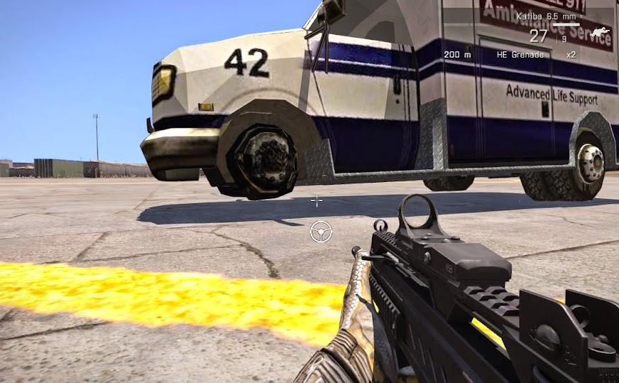 arma 3 vehicle config