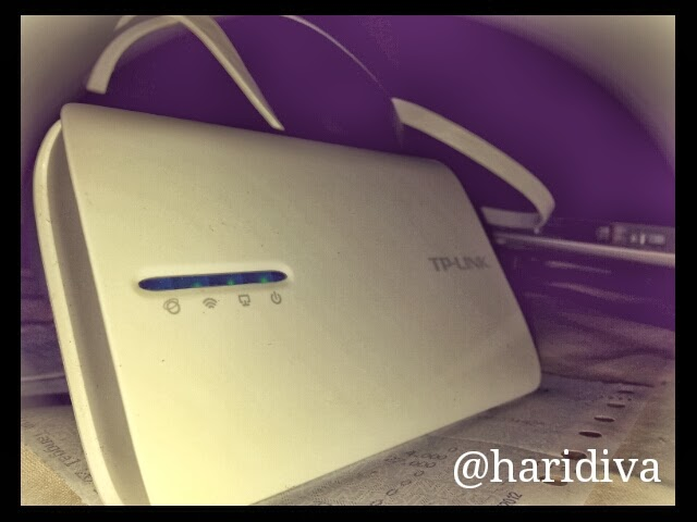 TP-LINK Wireless-N Router [TL-MR3040]