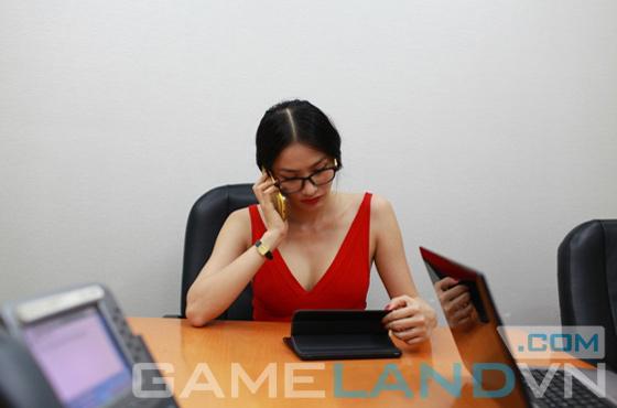 Trương Nhi tham gia dự án quảng bá Thiên Long Bát Bộ 1