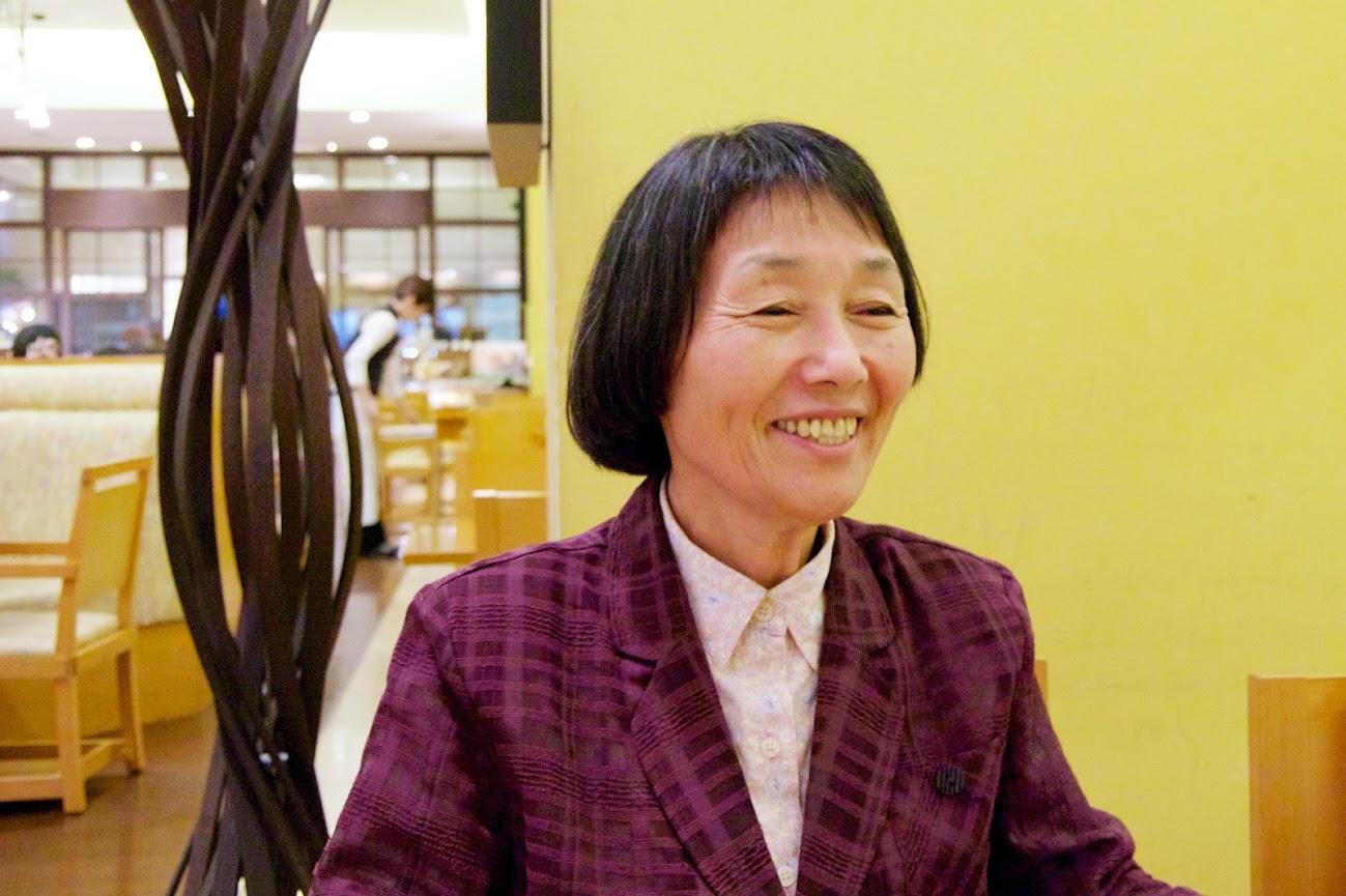 高井瑞枝さん
