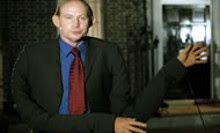 Not Andrew Marr in BBC TV impressions show Dead Ringers