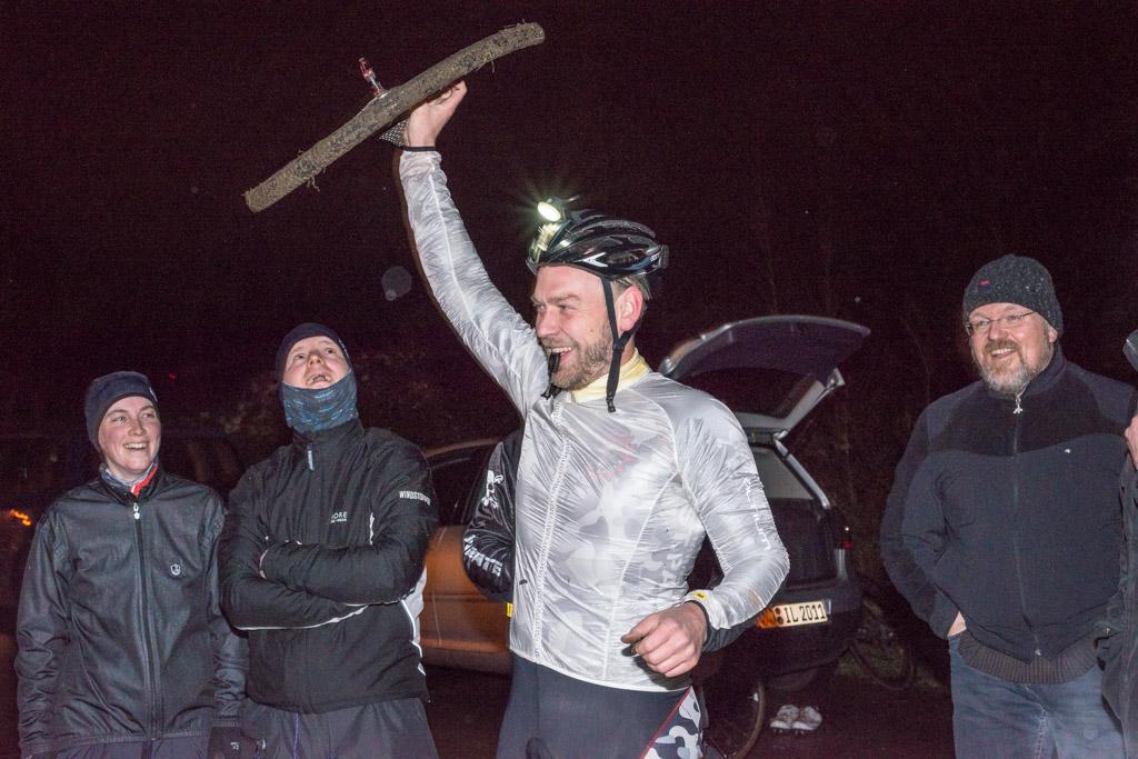 Zum Bericht über das Jux-Crossrennen...