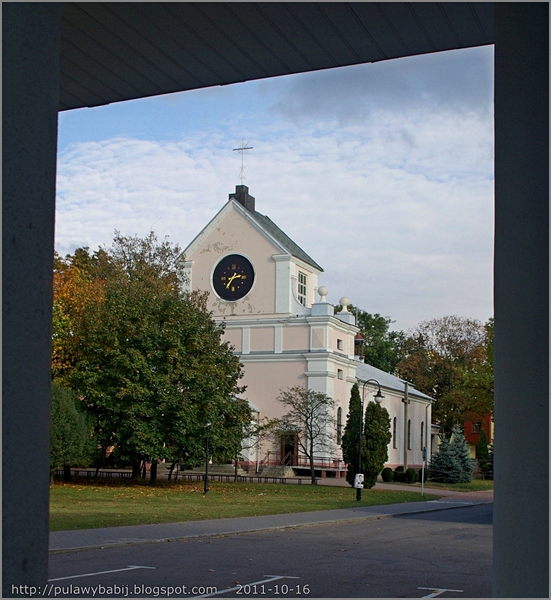 Puławy Kościół Matki Bożej Różańcowej