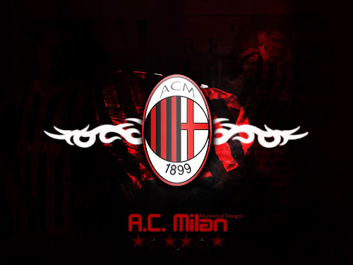 ac milan wallpapers 2010