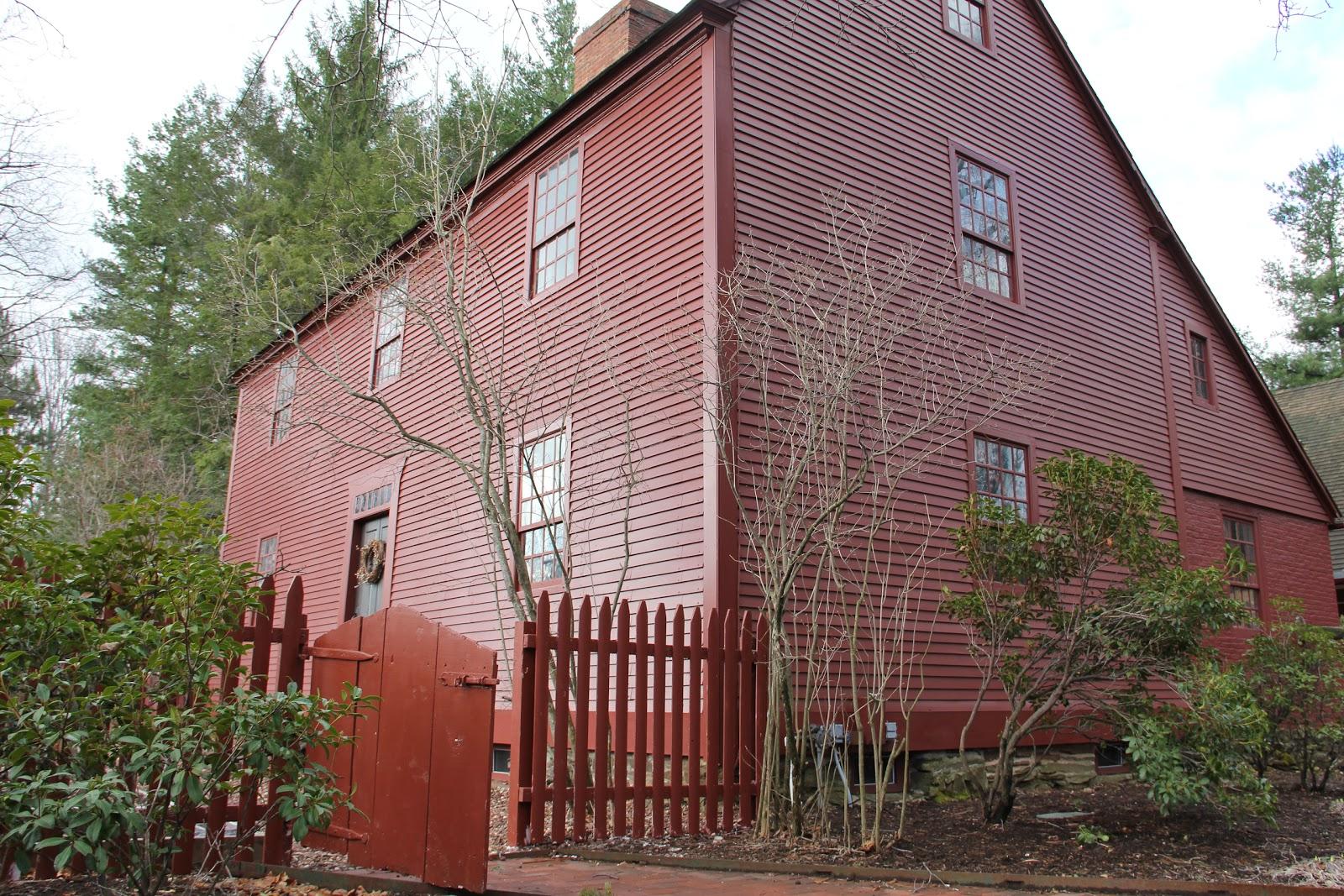 Naples And Hartford In Season Noah Webster House