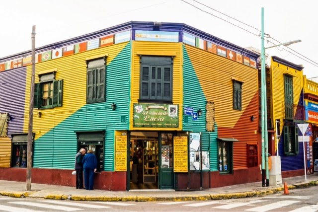 three days in buenos aires