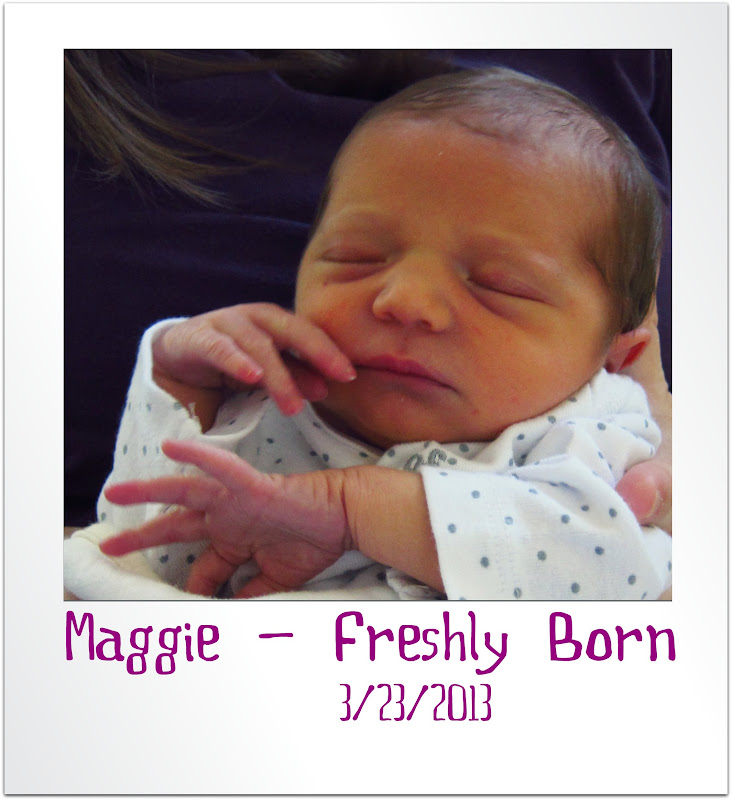 Spirit of Life Midwifery wishes a Happy 1st Birthday to Maggie