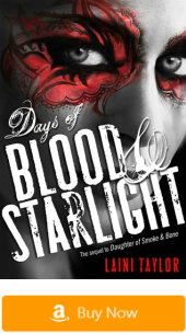 Books like the Fault in our Stars: Days of Blood & Starlight