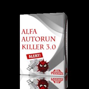 قاتل فيرس الاوتورن Alfa-Autorun-Killer-3.0.6