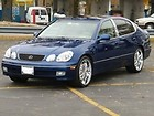 1999 Lexus GS300 Base Sedan 4-Door 3.0L