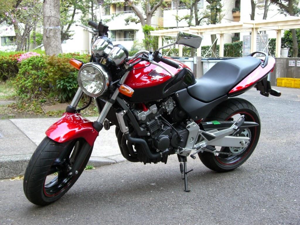 Honda Tiger Revo Modifikasi Cb