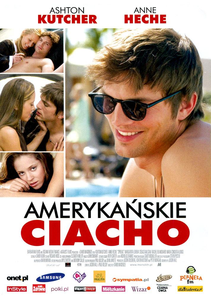 Ulotka filmu 'Amerykańskie Ciacho (przód)'