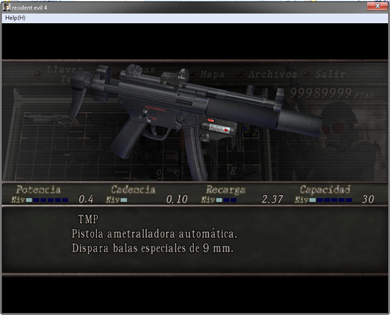 H&K MP5 Por TMP Imagen1