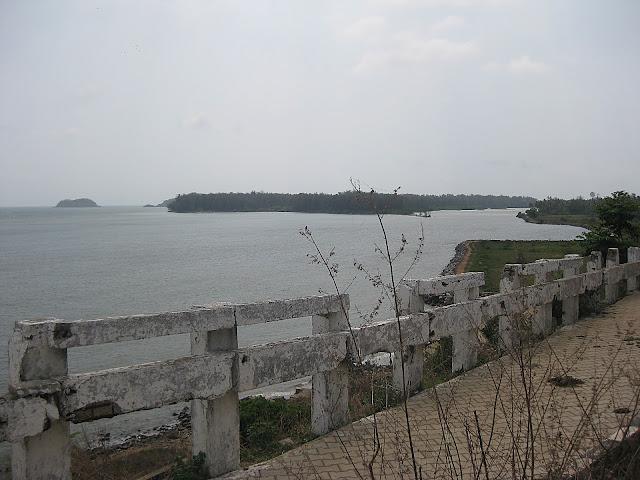 river kali on nh17