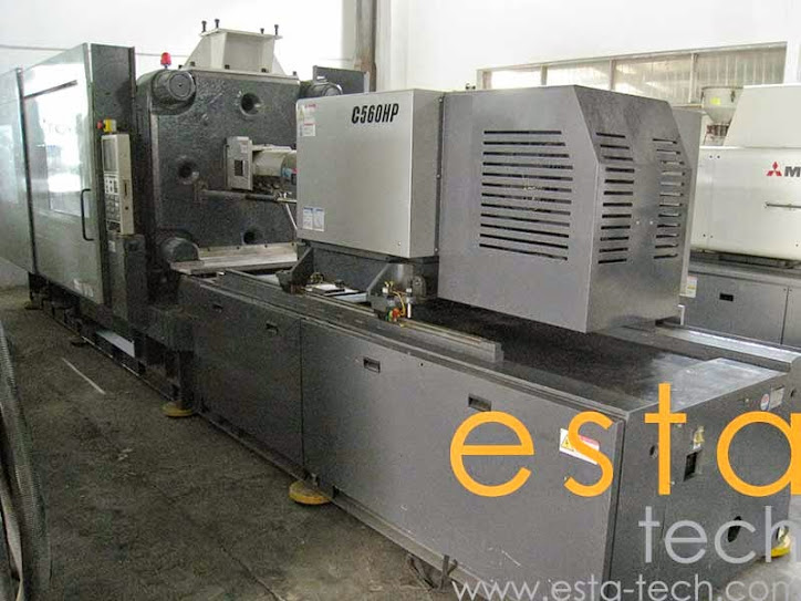 Sumitomo SE450HD-C560HP (2007) All Electric  Plastic Injection Moulding Machine