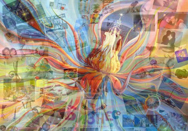 карта желаний, визуализация желаний, коллаж мечты, карта сокровищ