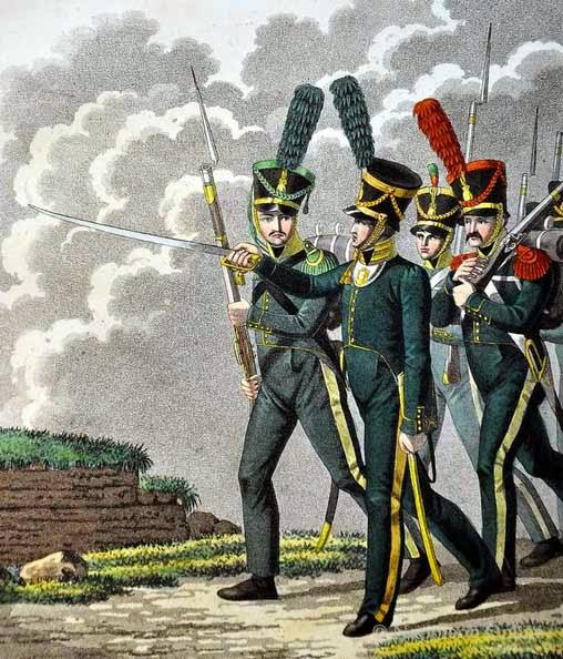 Баварские войска