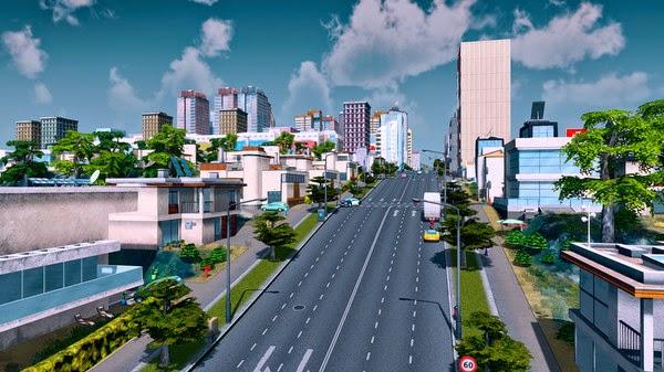 Cities Skyline Update v1.06 - Mod