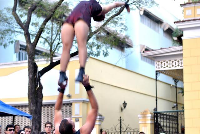 festa  de rua francesa na Savassi