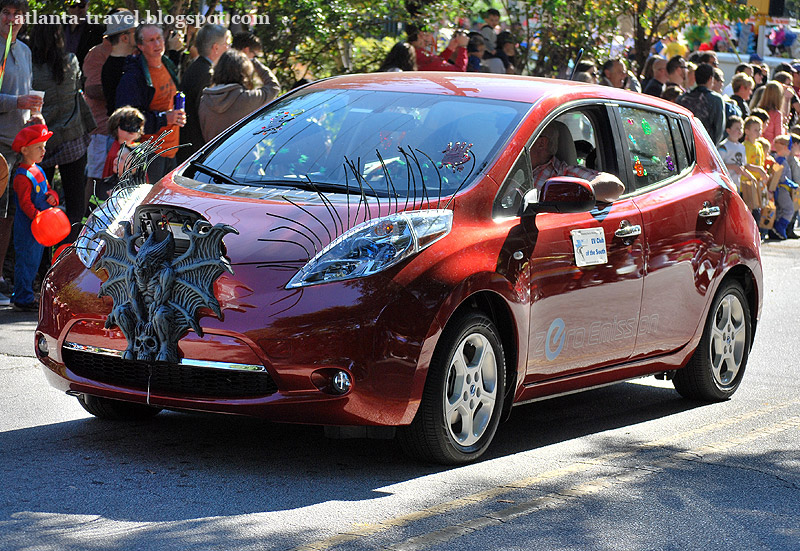 Electric vehicles in Atlanta
