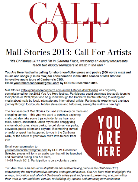 mall stories poster