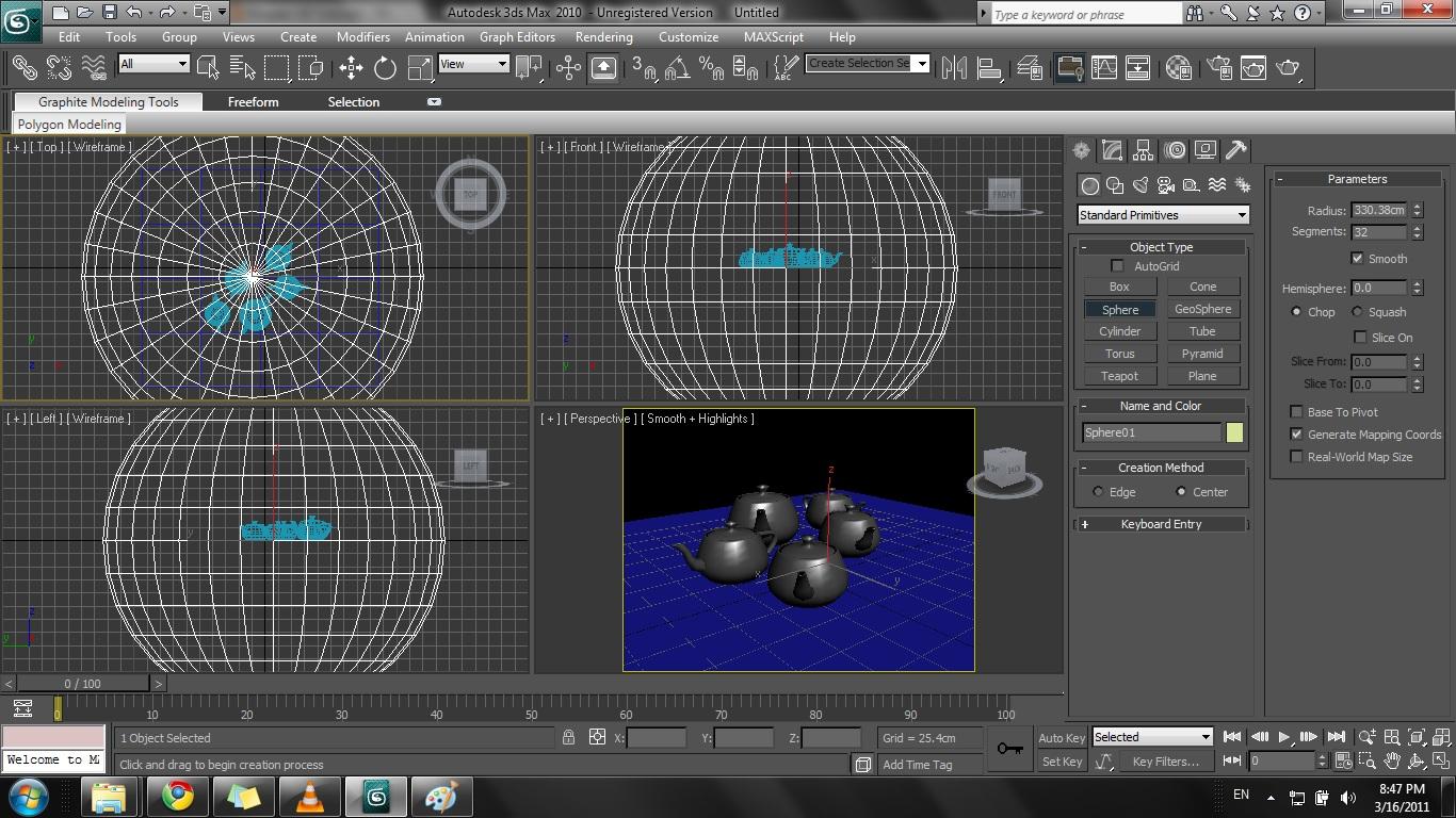 3ds max lighting settings lilianduval for 3d max tutorial