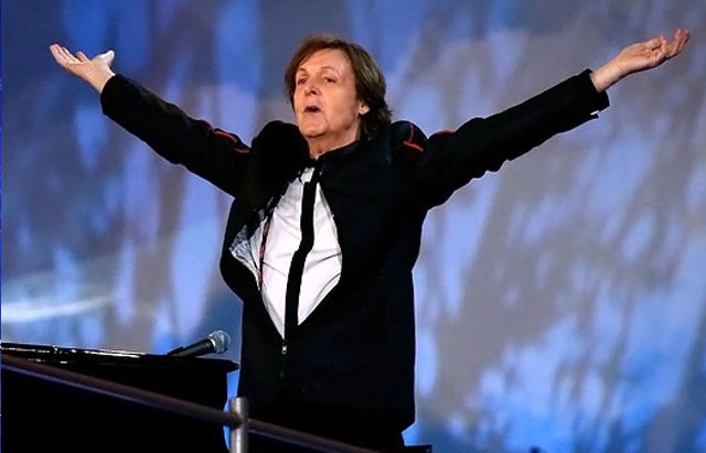McCartney at the Olympics