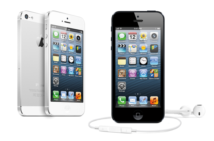 iPhone 5, the thinnest and lightest iPhone ever [Press Release]