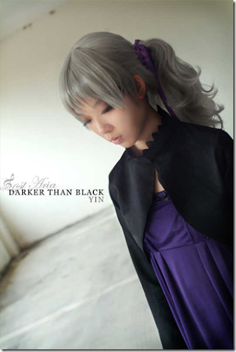 darker than black: kuro no keiyakusha cosplay - yin 2 by fantasia of lost aria
