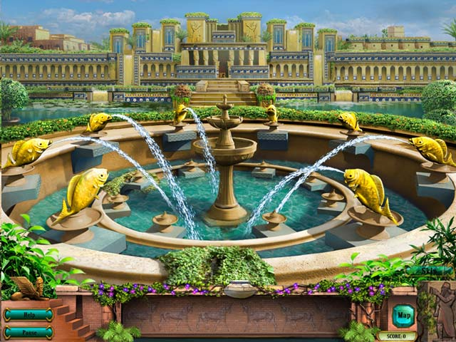 Welcome To My Blog Hanging Gardens Of Babylon