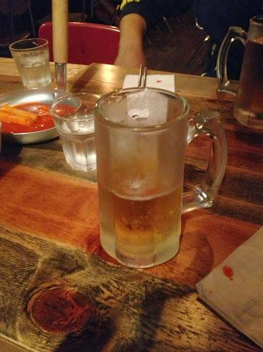 Beer at Kkorae