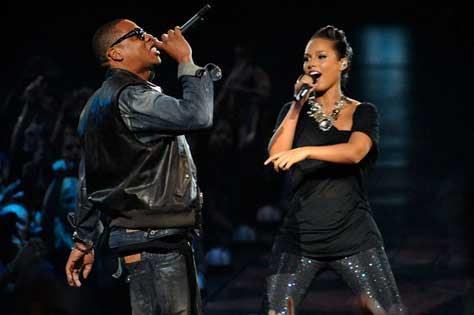 Jay-Z un tipo con suerte y con Alicia Keys