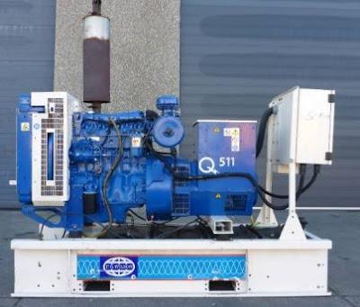 Máy phát điện FG Wilson 250kva – 2000kva