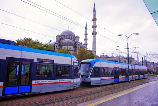 turkey-istanbul-tram