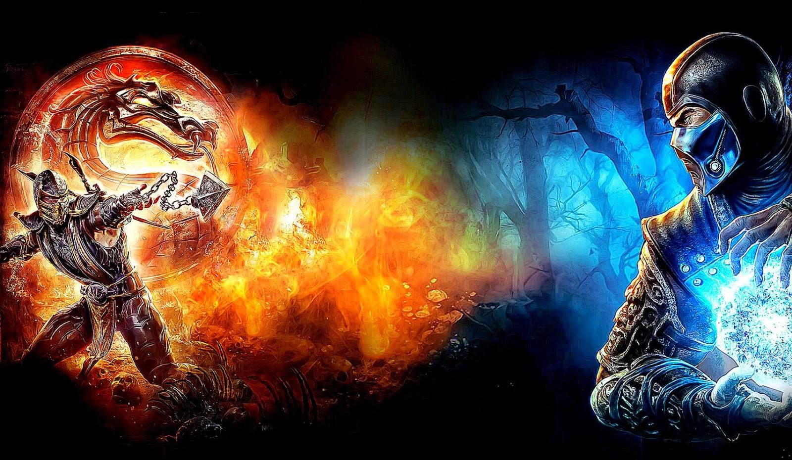 156 Mortal Kombat Wallpapers  Mortal Kombat Backgrounds