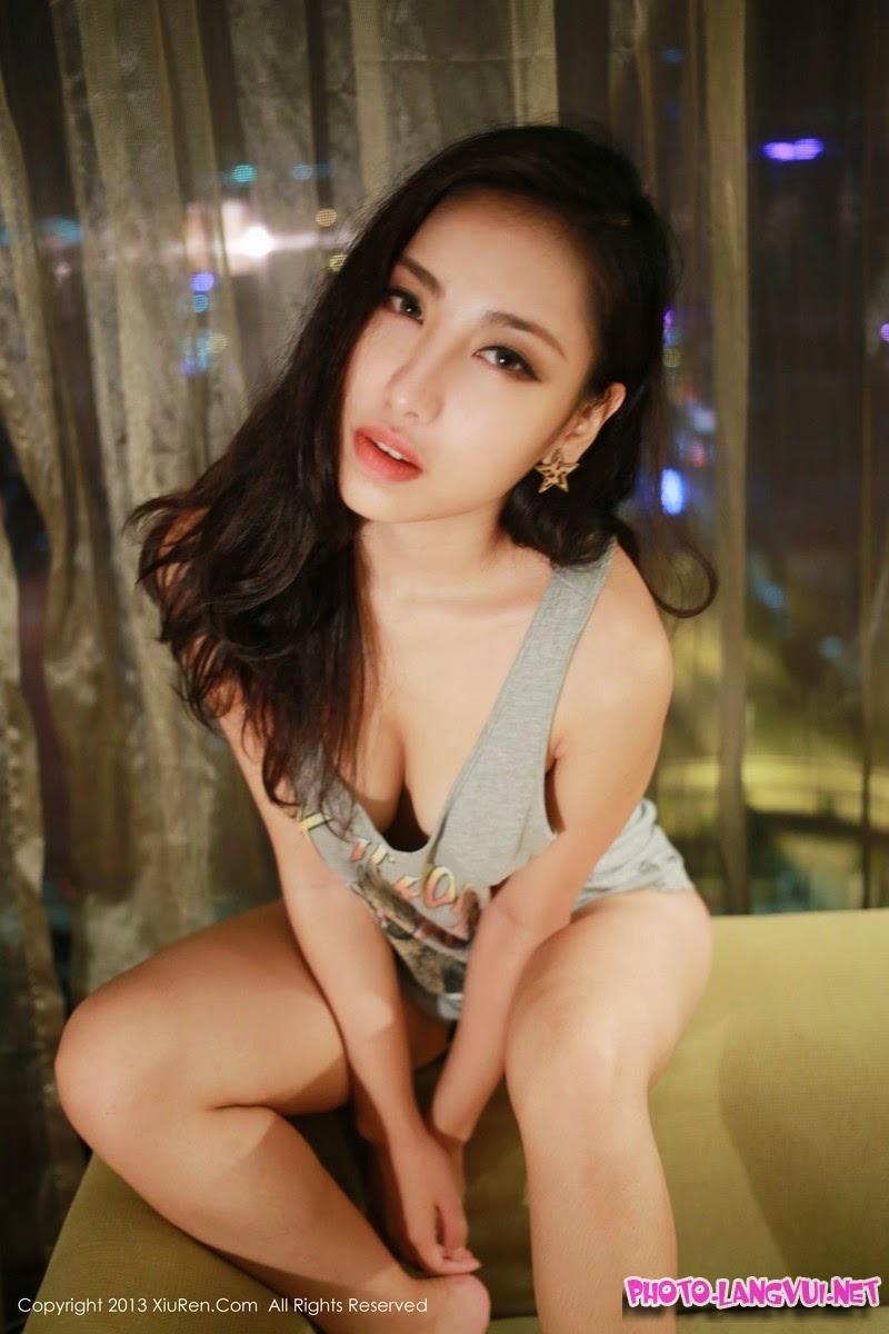 XiuRen sexy Annie