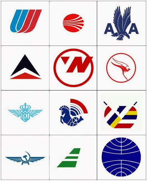 Name The Airline By Its Old Logo Quiz