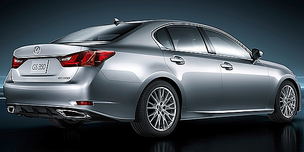 Lexus GS350 2012 Indonesia